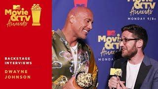 Dwayne Johnson on 'Hobbs & Shaw' & The Generation Award | 2019 MTV Movie & TV Awards