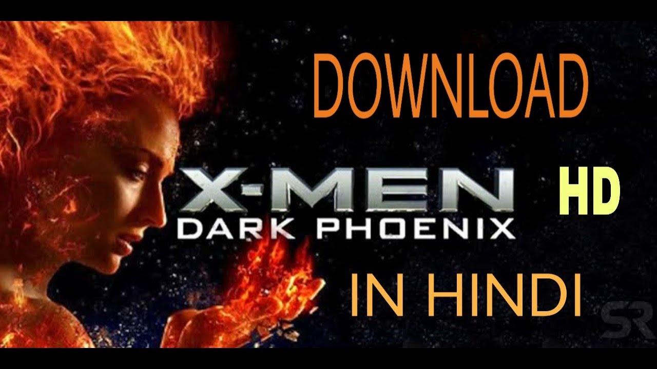Download How to download X-MEN dark phoenix movies link
