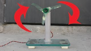 How to Make Plastic bottle Fan At home | High Speed Stand Fan
