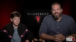 BRIGHTBURN: What If An Evil Superman Took Over the Planet? (Cast Interviews)