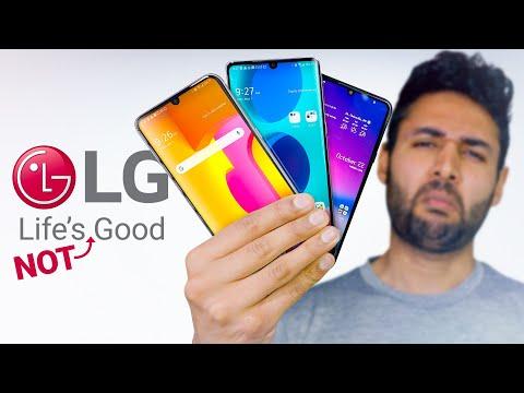 Why does nobody buy LG Smartphones?