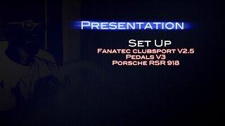 Set Up Fanatec Clubsport 4k