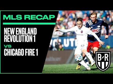 Recap: Chicago Fire 2, New England Revolution 3