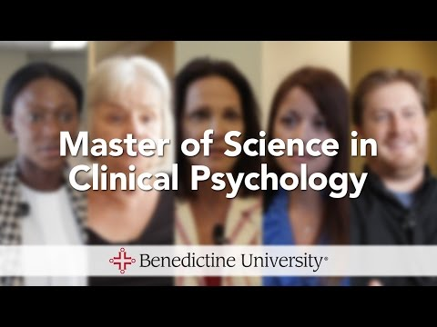 Master of Science in Clinical Psychology - Benedictine University