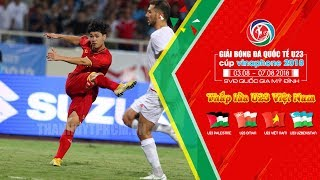 Highlights | Công Phượng tỏa sáng, U23 Việt Nam ngược dòng giành chiến thắng trước U23 Palestine