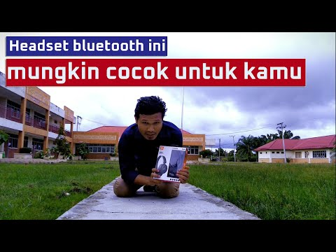 Unboxing Headset Bluetooth JBL T450BT Indonesia