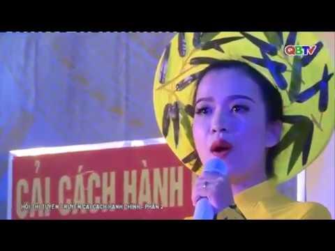 Hội thi tuyên truyền cải cách hành chính tỉnh Quảng Bình năm 2018, các đơn vị phía Nam