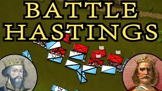 The Battle of Hastings 1066 AD Video
