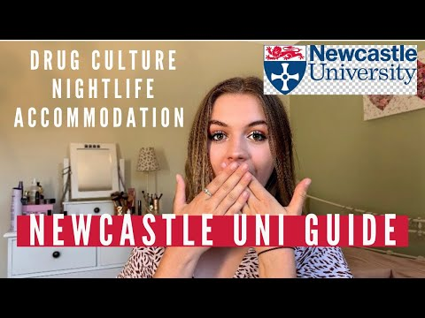 ULTIMATE GUIDE TO NEWCASTLE UNIVERSITY - What they don't tell you on the open days! 😱