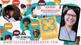 Luis ALMAZAN Expat Coach - Saraí Rodríguez (Butterfly Lenguajes)