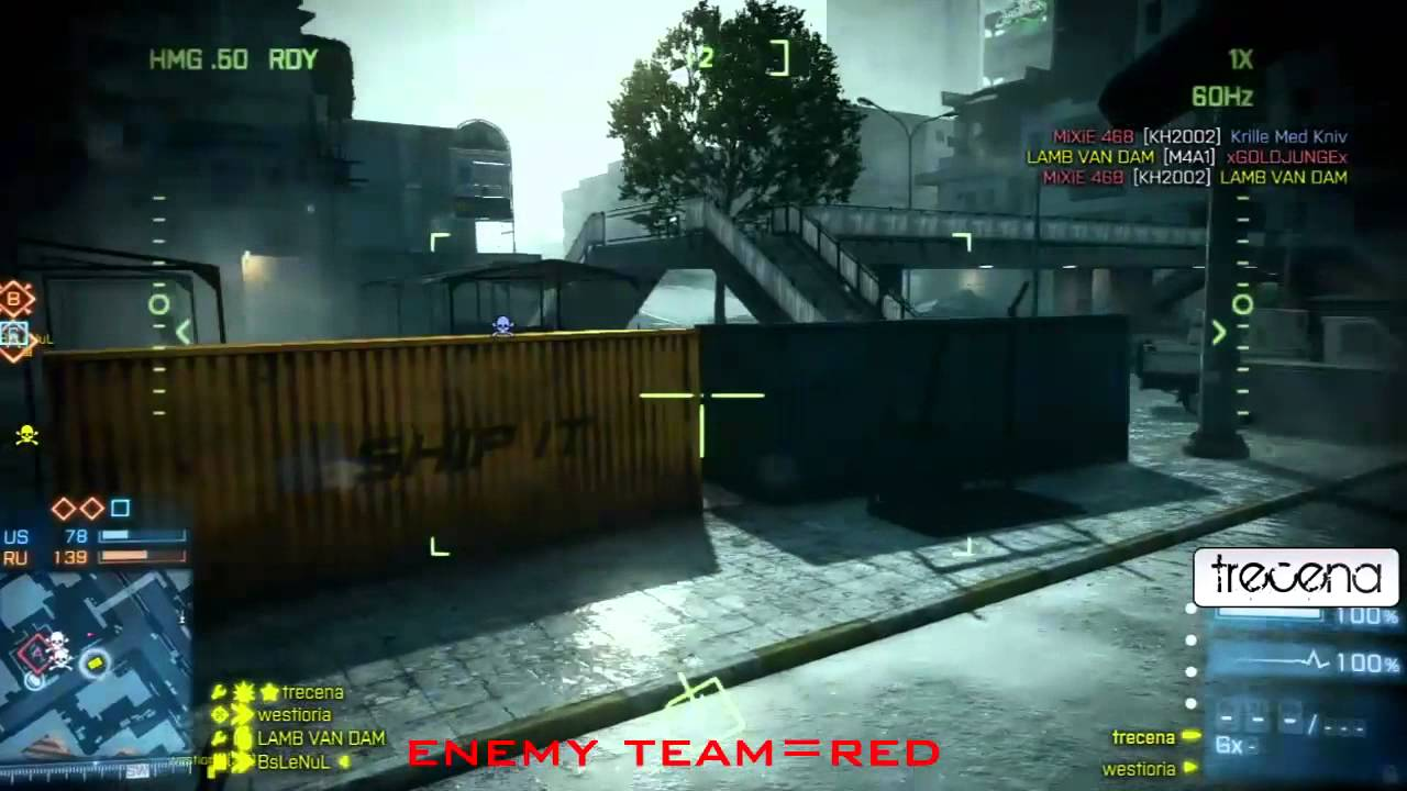 Games for colorblind - Bf3 Colorblind Mode Xbox