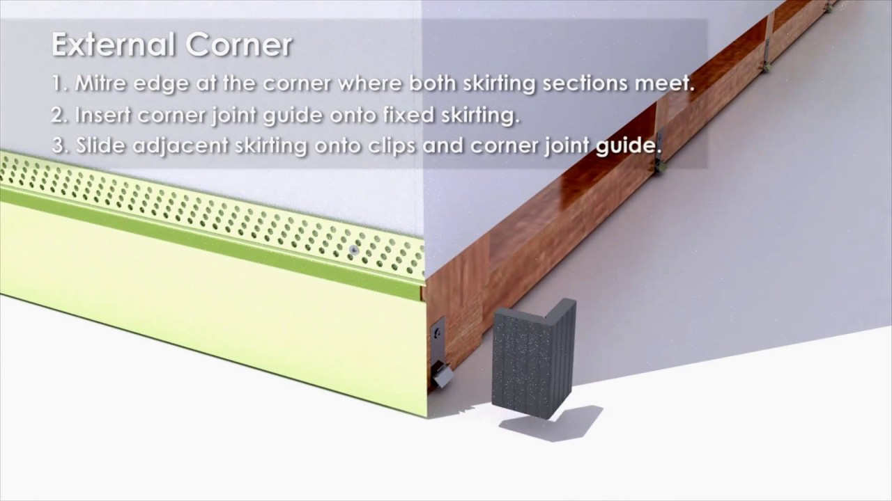 Shadowline Skirting System Youtube