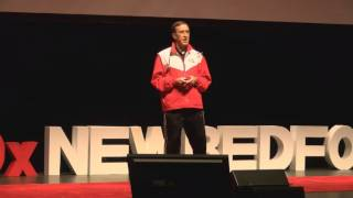 How to Keep Your Heart From Killing You | Michael Rocha | TEDxNewBedford