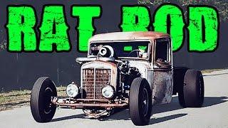 TWIN TURBO Diesel Rat Rod @ SCT Orlando!