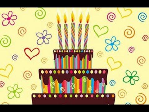 Mensagem De Feliz Aniversário Whatsapp Youtube