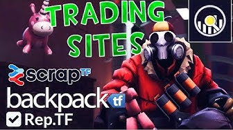 [TF2] The 5 Trading Sites You NEED TO KNOW! (Beginner's Guide)