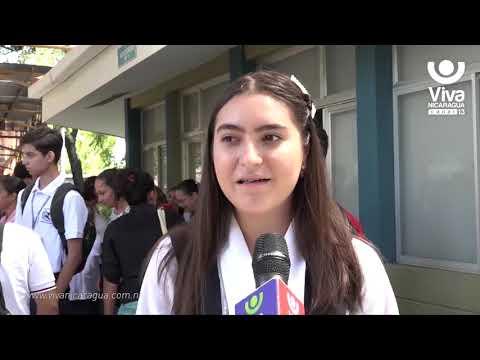 MINED Elige Al Mejor Estudiante De Secundaria De Nicaragua