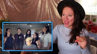 Vocal Coach REACTS to CIMORELLI- SYMPHONY- feat. Zara Larsson