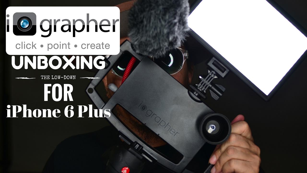Iographer Iphone