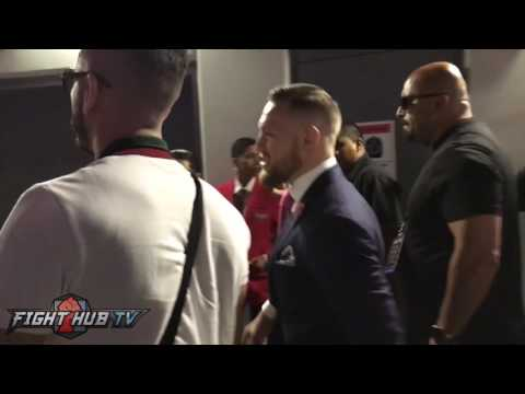 "Thumbnail: Conor McGregor Tells Media ""I'm Changing The World"""