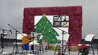 Recital navideño por la Orquesta Infantil Música Arte y Son