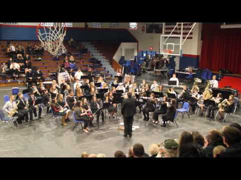 2016 Adair county middle school winter concert