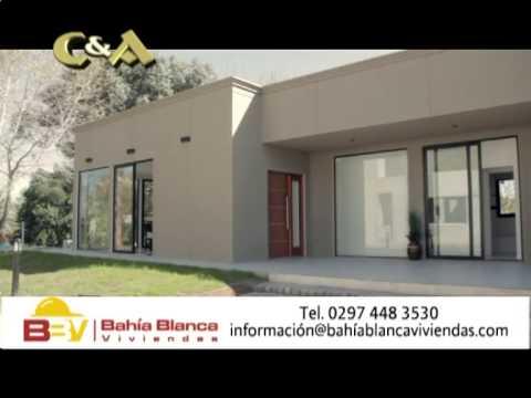 Bahia blanca viviendas youtube for Viviendas industrializadas precios