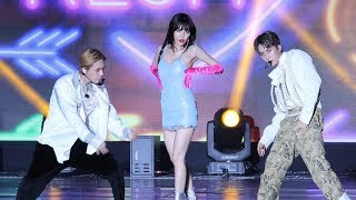 180723 Triple H 현아(HyunA) - 365 FRESH  [2018 USF] 4K 직캠 by 비몽