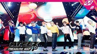 [최초공개] 에이티즈(ATEEZ) - Dancing Like Butterfly Wings|ATEEZ: TREASURE MAP