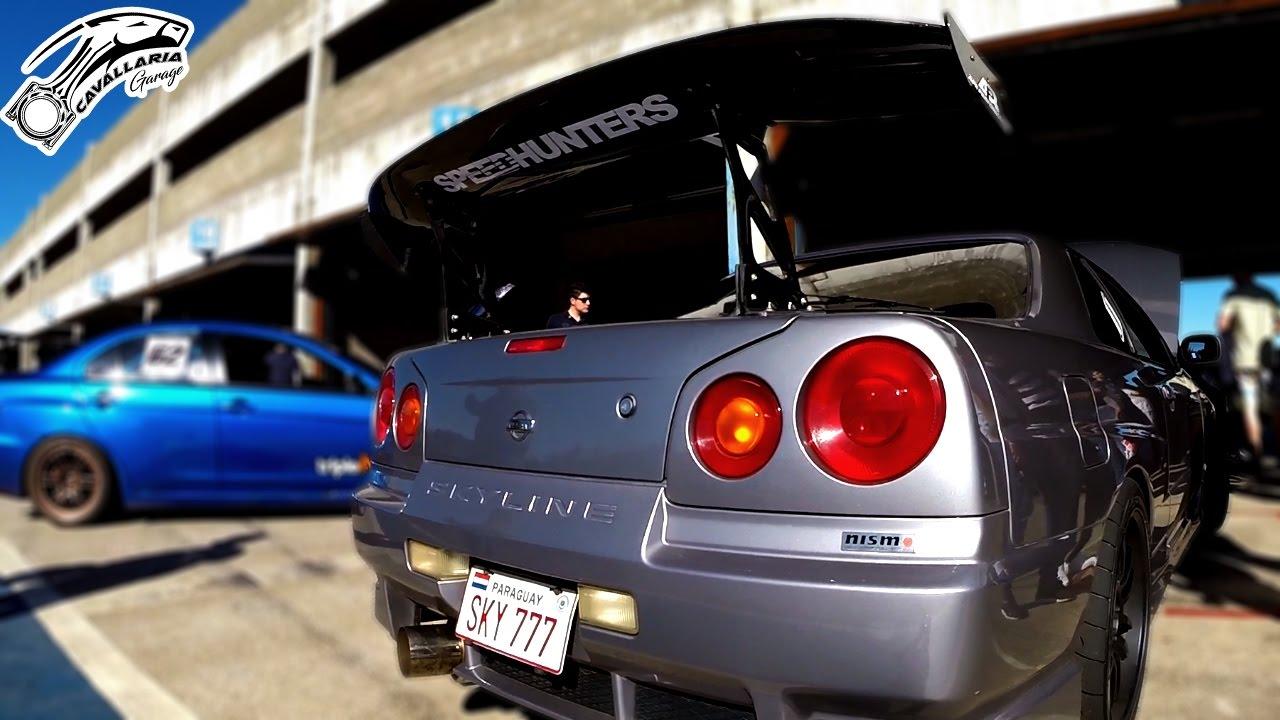 Nissan nissan sky : UM FODENDO NISSAN SKYLINE R34!! - YouTube