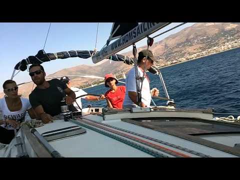 Karustos - Porto Rafti sail race 2011