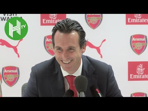Unai Emery delighted with Arsenal character after fifth straight league win - Arsenal 2-0 Watford