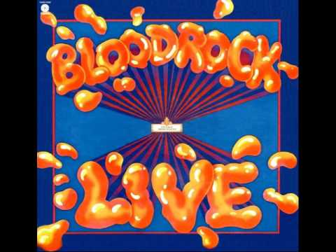 Bloodrock -  Bloodrock Live  1972  (full...