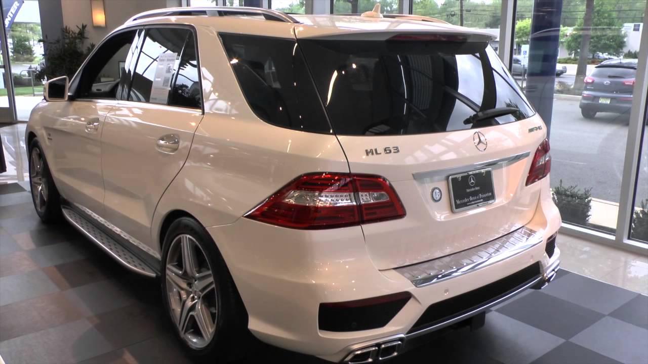 Mercedes Benz Ml 63 Amg 2014 Highlights Of Amg Princeton Nj Youtube