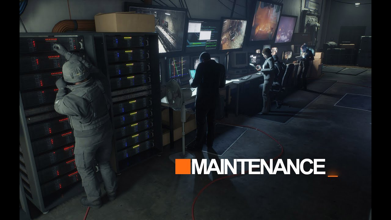 The division dark zone matchmaking
