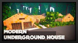 Minecraft - Modern Underground House