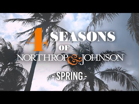 BEHIND THE DOORS OF A YACHT BROKERAGE - NORTHROP & JOHNSON IN THE SPRING!