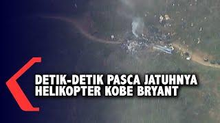 Gambar cover Hangus Terbakar!!! Penampakan Helikopter Yang Ditumpangi Kobe Bryant Pasca Jatuh