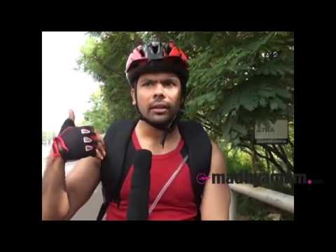 Gaint Cycle With Dr.Fabith moidheen & A.K Nishad