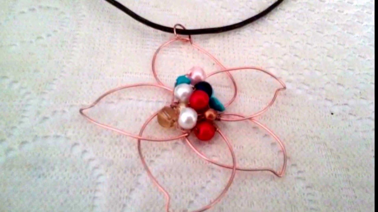 Collares Artesanales Collares De Perlas Collares Modernos