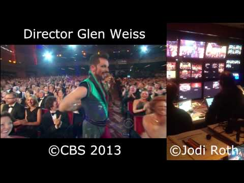 2013 Tony Awards Director On FIRE!!!