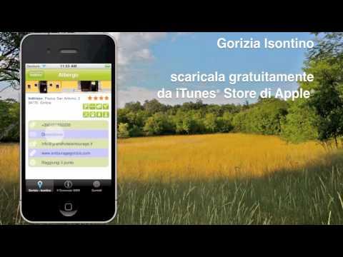 iGois e CantineVino - App Consorzio Turistico Gorizia e l'Isontino e Movimento Turismo Vino FVG