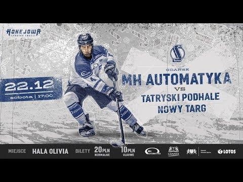 PHL: MH Automatyka Gdańsk - Tatryski Podhale Nowy Targ