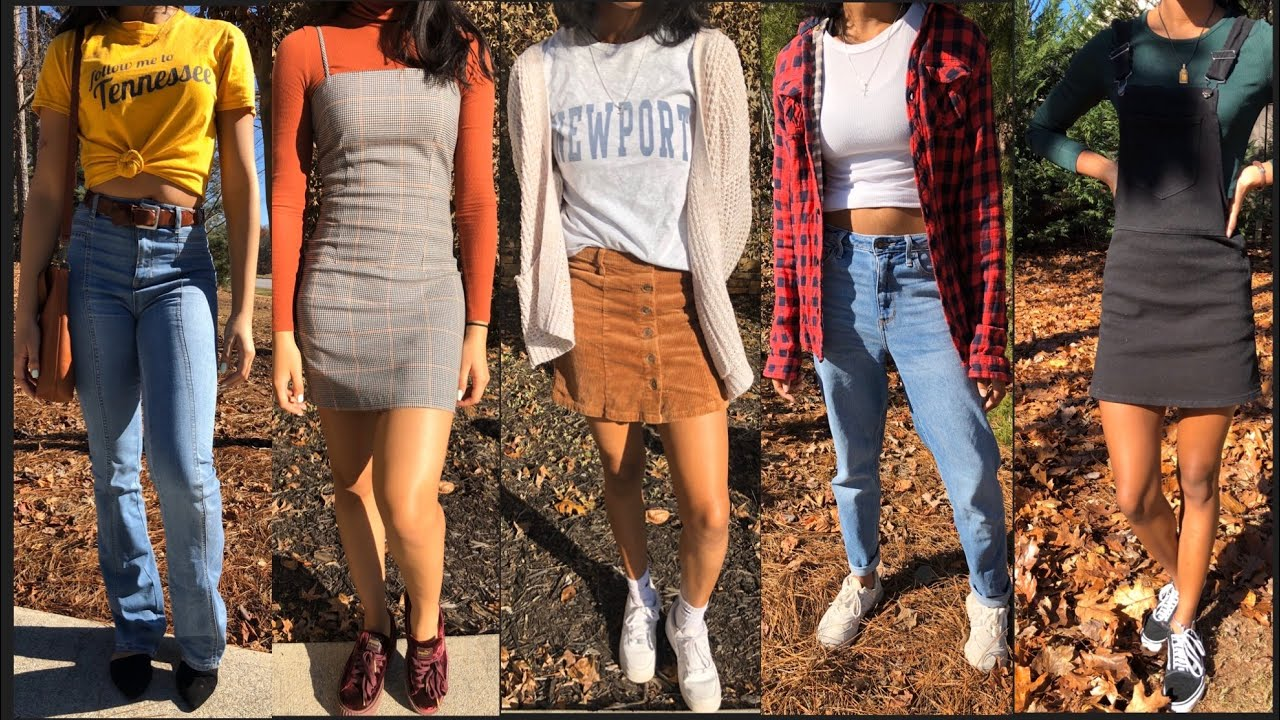 [VIDEO] - FALL & WINTER OUTFIT IDEAS || LOOKBOOK 2