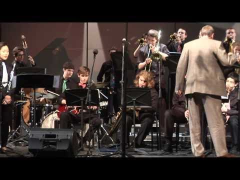 Essentially Ellington High School Jazz Band Festival - Highlights from Yorktown H.S. 2014
