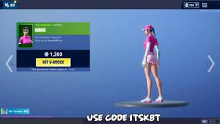 *NEW* Birdie Skin In Fortnite Item Shop!
