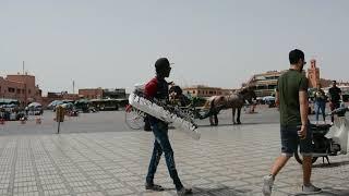 Jamaa El Fna, Marrakech, Morocco ~ DSC 0670