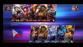 My Mobile Legend Bang2x Maniac! gaming w my new skin Gord Professor of Hell