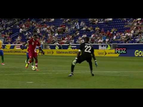 French Guiana vs Canada CONCACAF Gold Cup Group stage