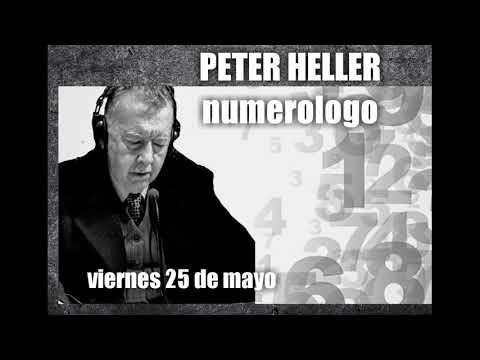 PROGRAMA PETER HELLER VIERNES 25 DE MAYO
